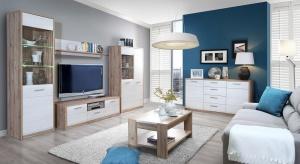 Białe meble od kilku sezonów cieszą się popularnością. Zobacz,które kolekcje warto mieć w swoim salonie.