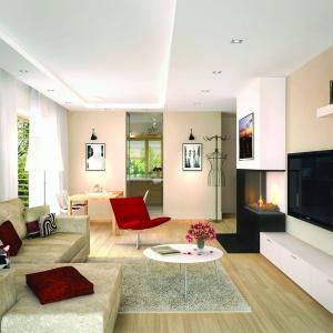 Piękny parterowy dom: zobacz wnętrza i projekt