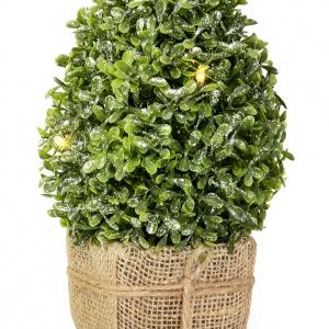 Drzewko dekoracyjne z lampkami, cena: ok. 72,80 zł. Fot. Eurofirany.
