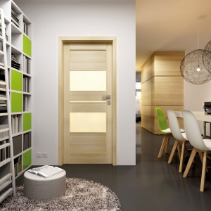 Urządzamy mieszkanie na wynajem: drzwi wewnętrzne Gwinea. Fot. Invado