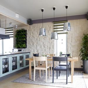 4 pomysły na drewno w mieszkaniu