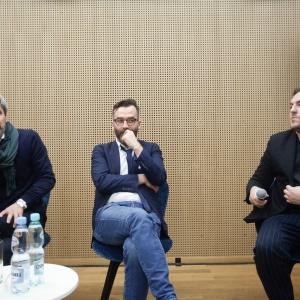"""Forum Dobrego Designu, 7 grudnia 2017, sesja """"Design po polsku – success story"""". Fot. Paweł Pawłowski"""