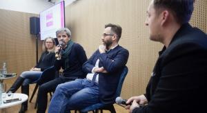 Między innymi o tym jak tworzyć w Polsce, na podstawie własnych doświadczeń z projektowaniem mówili uczestnicy kolejnej sesji podczas Forum Dobrego Designu.
