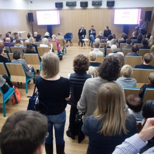Forum Dobrego Designu 2016. Fot. Paweł Pawłowski.