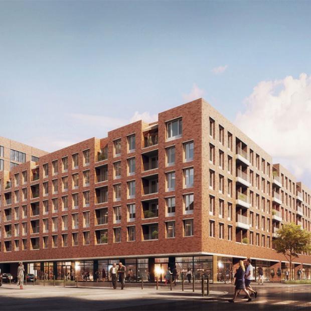 Centrum Gdańska zyska 10-piętrowy biurowiec