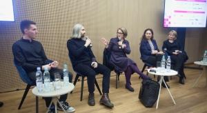 Jak promować polskie wzornictwo i rzemiosło na świecie? O tym dyskutowali uczestnicy debaty podczas Forum Dobrego Designu.