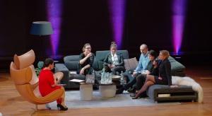 """O tym jak należy układać współpracę na linii klient-architekt-wykonawca rozmawiano podczas panelu """"Przychodzi klient do architekta, czyli jak przetrwać w tym związku"""" na Forum Dobrego Designu."""