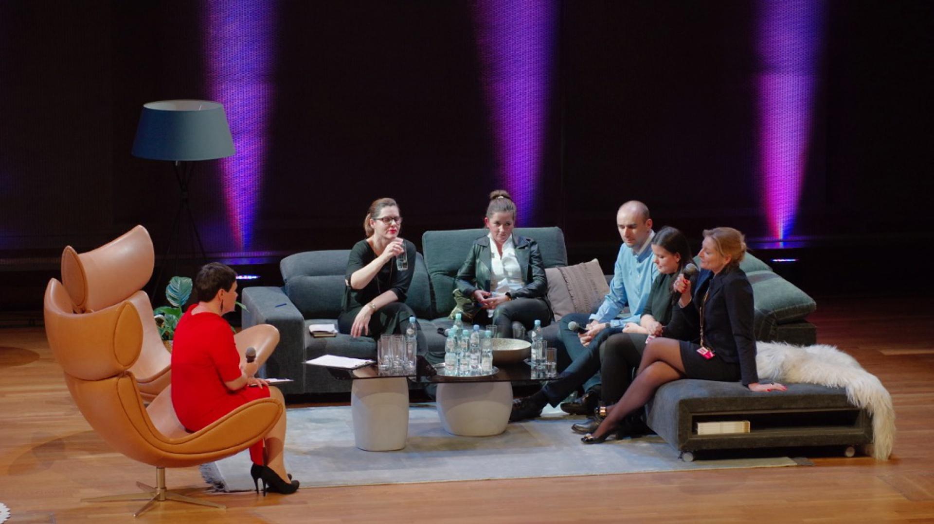 Forum Dobrego Designu 2016, panel dyskusyjny