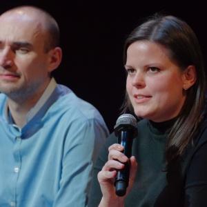 """Forum Dobrego Designu 2016, panel dyskusyjny """"Przychodzi klienta do architekta"""". Fot. Piotr Waniorek"""