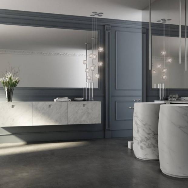 Wolno stojąca umywalka: sprawdź piękne modele