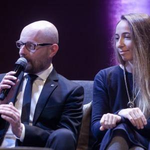 Rafał Domaradzki i Maja Ganszyniec. Fot.  Paweł Pawłowski, Piotr Waniorek