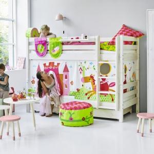 Różowy pokój dla dziewczynki - tak go urządzisz