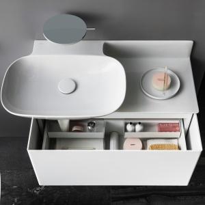 Przestrzeń łazienki. Tytuł Dobry Design. Kolekcja ceramiki łazienkowej Ino/Laufen