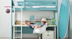Dobrze dopasowane biurko to inwestycja w przyszłość dziecka. Na szczęście producenci mebli dają nam szeroki wybór.