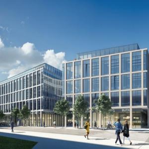 W centrum Gdyni pojawią się nowoczesne biurowce