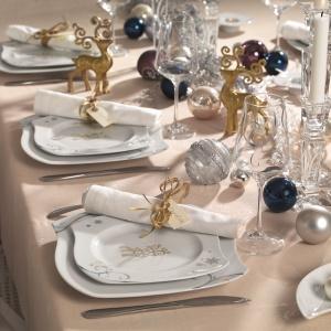 Porcelana Victoria Christmas. Fot. Fyrklövern