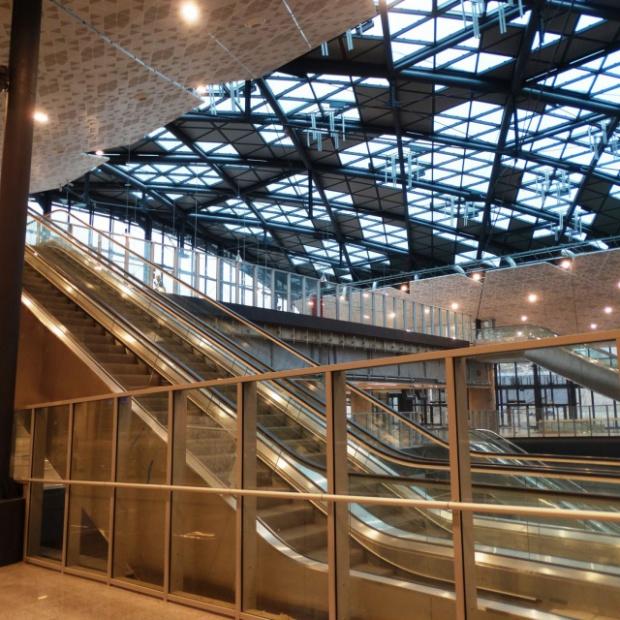 Dworzec Łódź Fabryczna otwarty! Zobacz jak wygląda