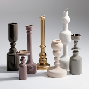 Issima candle holders. Fot. Bosa