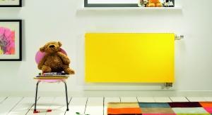 Wystrój wnętrza, przemyślany układ pomieszczenia oraz komfortowa temperatura w pokoju dziecka pozwolą zapewnić mu optymalne warunki do rozwoju.