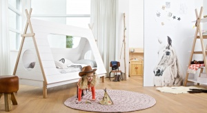 Łóżko to ważny mebel w pokoju dziecka. To nie tylko do spania, ale także zabawy. Wyznacza granice prywatnej strefy dziecka, do której dorośli nie mają wstępu...