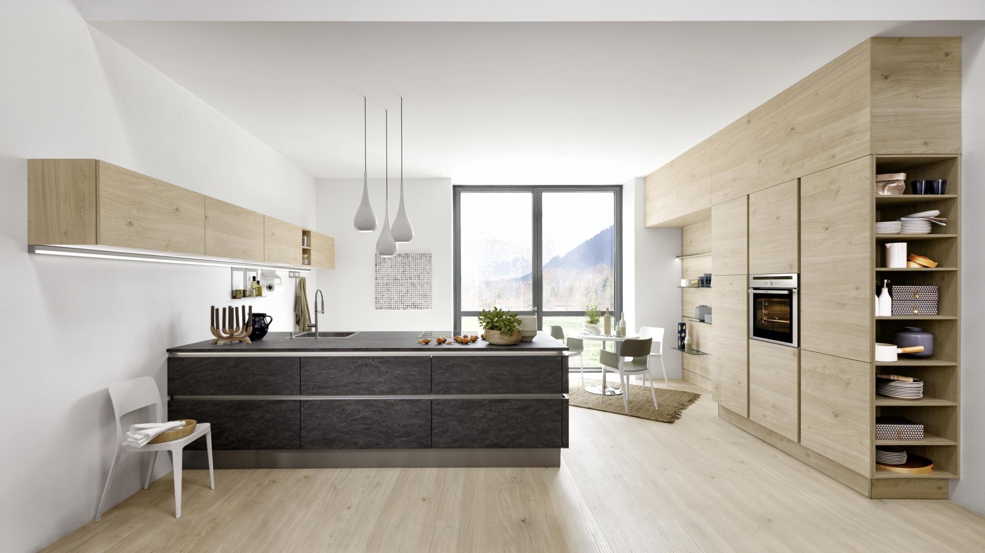 nowoczesna kuchnia z modna kuchnia 2017 zobacz propozycje wiatowych marek strona 8. Black Bedroom Furniture Sets. Home Design Ideas