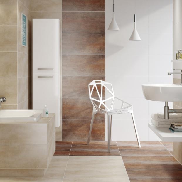 Wyposażenie łazienki: wybieramy zestaw prysznicowy