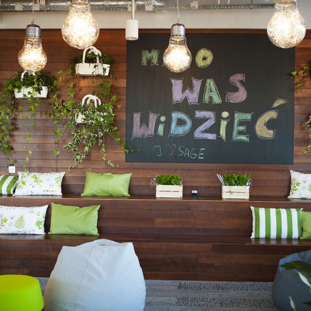 Innowacyjne biuro Sage