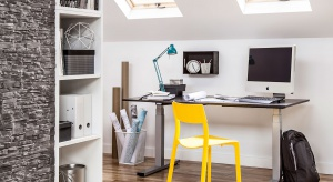 Jak zaprojektować przestrzeń do pracy w domu? Zobaczcie nasze pomysły.