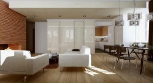 Coraz większą popularność zyskuje trend, który zakłada subtelne wydzielenie stref w mieszkaniu. Aby wprowadzić taki podział, nie zawsze potrzebny jest remont.
