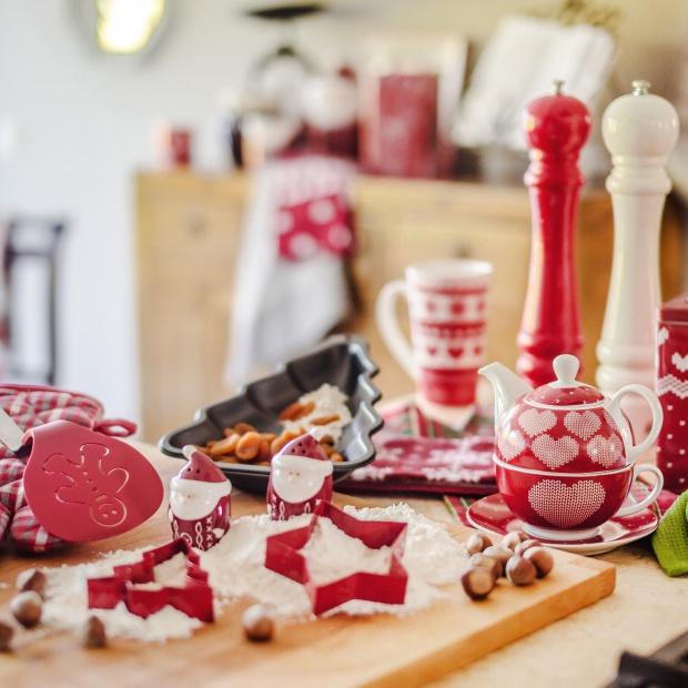 Gorączka świątecznej kuchni. Jak zapanować nad porządkiem?