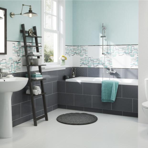 Płytki do łazienki: nowości w stylu vintage