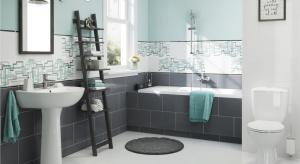 W aranżacjach łazienek nawiązujących do stylu vintage ciekawy geometryczny wzór i mały format płytek grają pierwsze skrzypce. Zobaczcie sami.