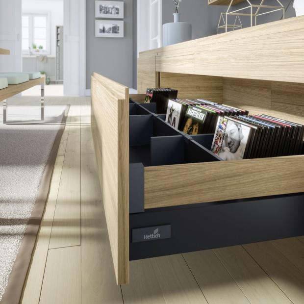 Przechowywanie w domu - postaw na wygodne szuflady