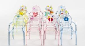 Design dla dzieci to jeden z utrzymujących się od lat trendów w projektowaniu, na który prędzej czy później musiał postawić także Kartell.
