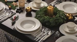Stół to ważny element nie tylko codziennych posiłków, ale także uroczystych wieczerzy, takich jak Wigilia.