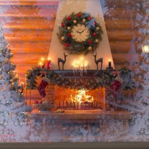 Okno w świątecznej odsłonie - tak możesz je ozdobić