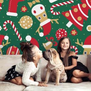Fototapety z motywem świątecznym. Fot. Pixers