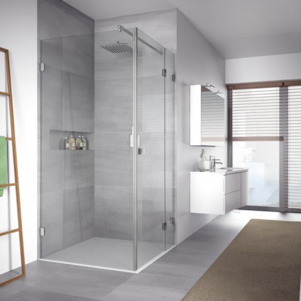 Nowoczesna łazienka: wybierz płaski brodzik
