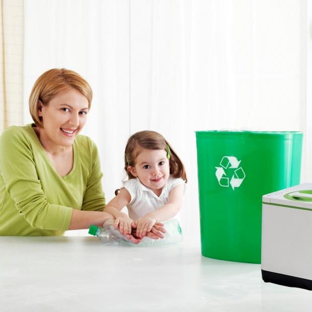 Segregujemy odpady w domu - nie tylko od święta