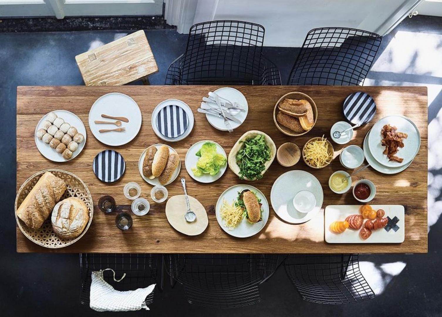 Święta w nowoczesnej aranżacji. Fot. HK Living /  Dutchhouse.pl