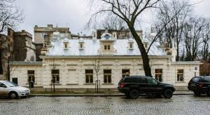Zakończył się remont zabytkowego domu Otto Gehliga przy ulicy Tuwima 17. Łódzka perełka architektury odzyskała dawny wygląd według koncepcji pracowni RWSL