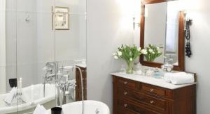 Łazienkę można urządzić na wiele sposobów. Prezentujemytrzy różne style w łazienkach Polaków.
