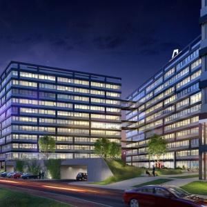 Tertium Business Park - powstaje nowy biurowiec w Krakowie