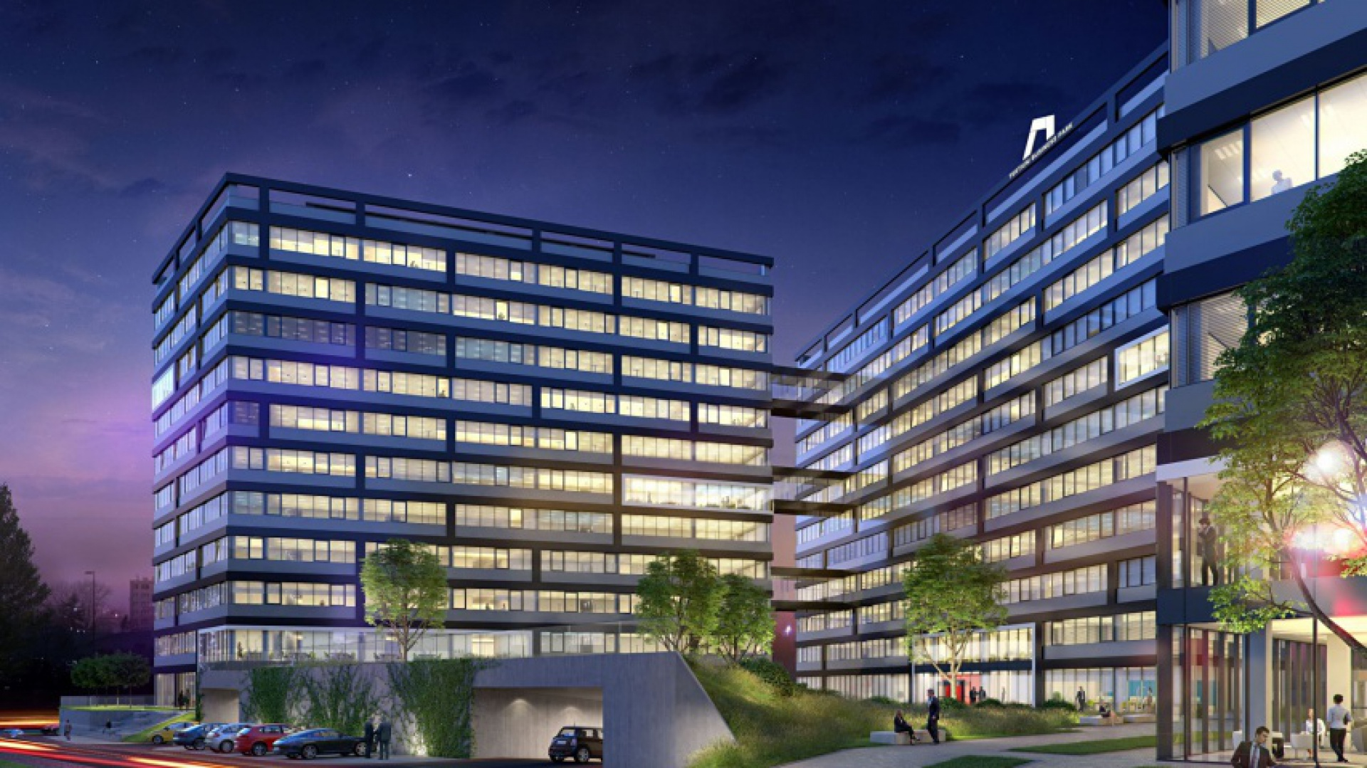 Tertium Business Park fot. materiały prasowe Grupa Buma