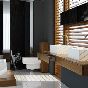 Konsole pod umywalkę to propozycja minimalistyczna w swojej formie i bardzo praktyczna w użyciu.