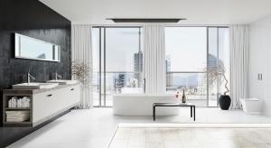 Meble do łazienki powinny być nie tylko estetyczne i funkcjonalne. Muszą być także odporne na wilgoć. Zobaczcie propozycje wzornicze, które spełniają wszystkie warunki.