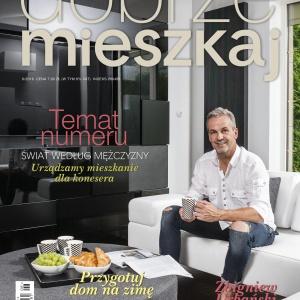 Magazyn Dobrze Mieszkaj 6/2016.