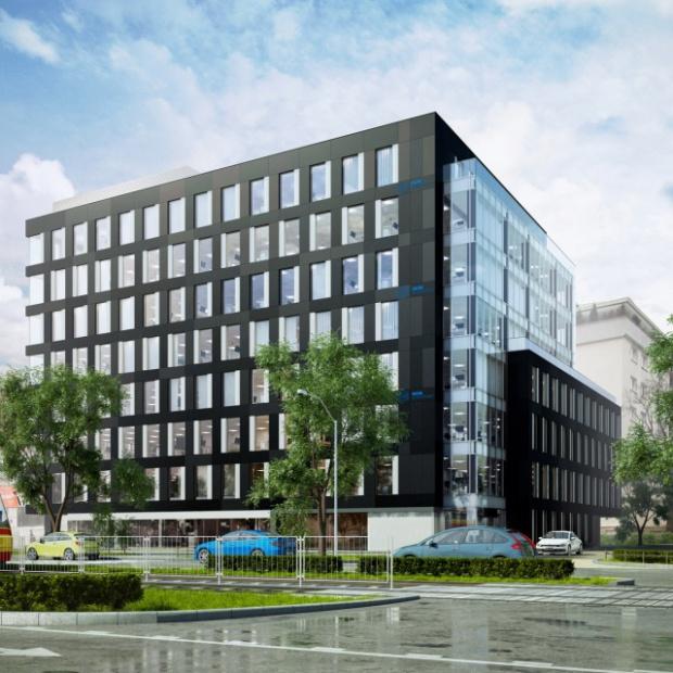 Nowoczesny biurowiec Grójecka Offices