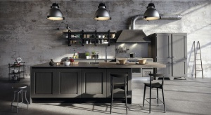 O tym, jak będzie wyglądała najbliższa przyszłość kuchennych przestrzeni, można było się przekonać w Mediolanie w czasie targów EuroCucina 2016.Nieco więcej ciemnych kolorów, lekkość zabudowy i stylowe dodatki – to trendy, które zawoj