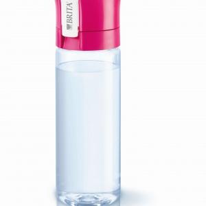 Dzięki butelce z krążkiem filtrującym FILL&GO VITAL świeżą, pitną wodę możemy mieć zawsze pod ręką. Jeden krążek starcza na około miesiąc. 49,99 zł. Fot. Brita